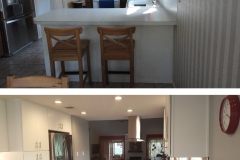ICS - Before and After Kitchen Remodel in Austin, TX 78758