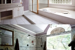 ICS -Before and After - Master Bath Remodel - austincustomremodeling.com