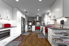 Kitchen Remodel done by ICS Quality Homes